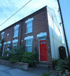 Thumbnail 2 bed end terrace house for sale in Broughton Road, Cosby, Leicester