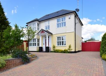 Thumbnail 3 bed detached house for sale in Main Road, Hoo, Rochester, Kent