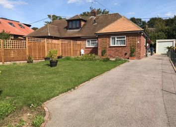 Chalklands, Bourne End SL8. 2 bed semi-detached bungalow
