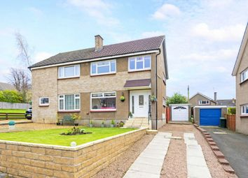 Thumbnail 3 bed semi-detached house for sale in 16 Clerwood Loan, Corstorphine, Edinburgh