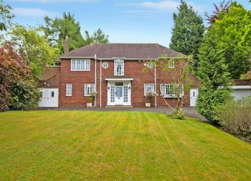 Thumbnail 4 bed detached house to rent in Carrwood, Hale Barns, Altrincham