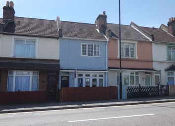 Thumbnail 3 bed terraced house for sale in Sholing, Southampton