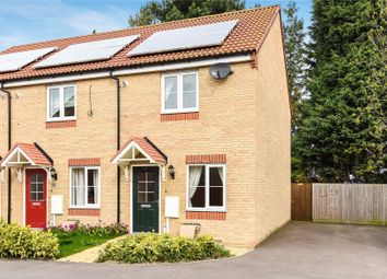 Thumbnail 2 bed end terrace house for sale in Viscount Close, Pinchbeck