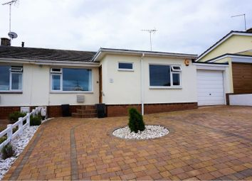 Thumbnail 3 bed bungalow for sale in Atherton Way, Tiverton