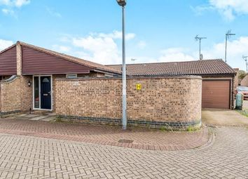 Thumbnail 1 bed bungalow for sale in Finchfield, Parnwell, Peterborough, Cambridgeshire
