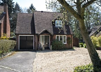 Thumbnail 3 bed detached house for sale in Hermits Close, Burghfield Common, Reading