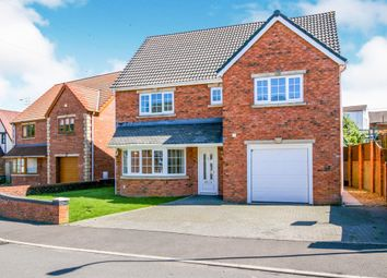 Thumbnail 5 bed detached house for sale in Swn Yr Afon, Kenfig Hill, Bridgend