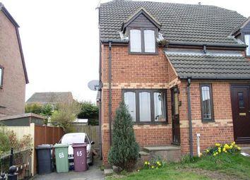 Thumbnail 2 bed semi-detached house for sale in Birchen Holme, South Normanton, Alfreton