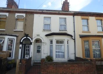 Thumbnail 2 bed terraced house for sale in St. Leonards Road, Far Cotton, Northampton, Northamptonshire