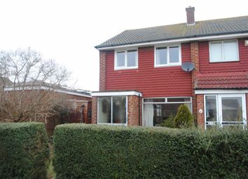 Thumbnail 3 bedroom end terrace house for sale in Wrington Close, Little Stoke, Bristol