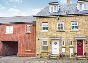 Thumbnail 3 bed terraced house for sale in Hawkes Road, Witham