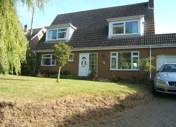 Thumbnail 3 bed detached house to rent in Church Lane, Keddington, Louth