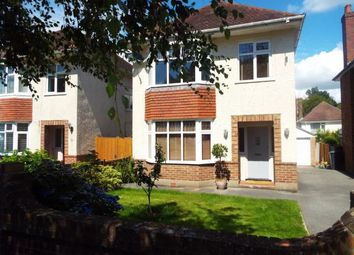 Thumbnail 3 bed detached house for sale in Normanhurst Avenue, Bournemouth