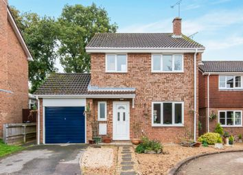 Thumbnail 3 bed detached house for sale in Wyre Close, Chandlers Ford, Eastleigh