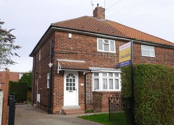 Thumbnail 3 bed semi-detached house for sale in Ouseburn Avenue, Off Beckfield Lane, York