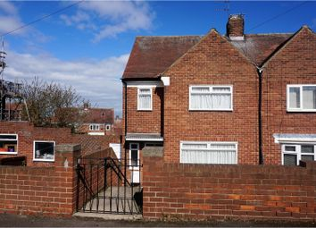 Thumbnail 2 bed semi-detached house for sale in Maple Avenue, Sunderland