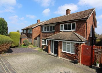 Thumbnail 4 bed detached house for sale in The Brackens, Chelsfield, Orpington, Kent