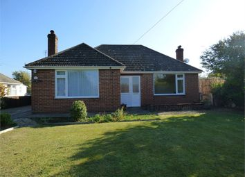 Thumbnail 3 bed detached bungalow for sale in Ormesby Road, Hemsby, Great Yarmouth, Norfolk