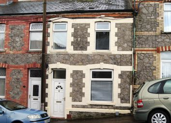 Thumbnail 2 bedroom terraced house for sale in Church Road, Barry