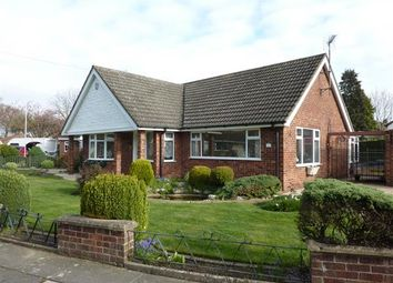 Thumbnail 2 bed detached bungalow for sale in Pelham Avenue, Scartho, Grimsby