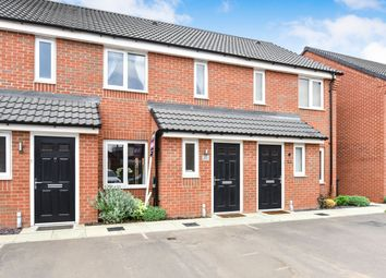 Thumbnail 2 bed terraced house for sale in Upton Drive, Stretton, Burton On Trent