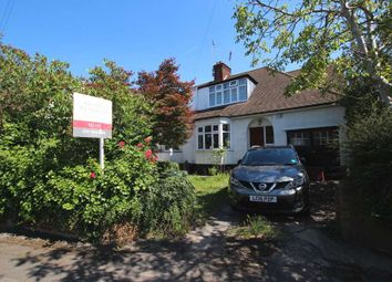 Thumbnail 3 bed semi-detached house to rent in Church Avenue, Pinner