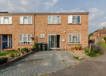 Thumbnail 3 bed end terrace house for sale in Brookside, Chertsey