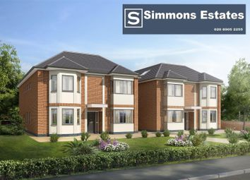 Thumbnail 4 bedroom flat for sale in Red Road, Borehamwood