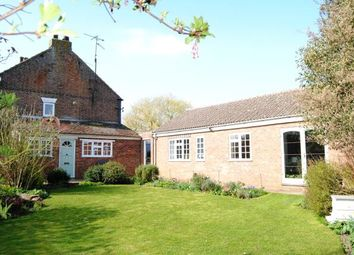 Thumbnail 3 bed semi-detached house for sale in Tilney Fen End, Wisbech, Norfolk