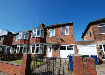 Thumbnail 5 bed semi-detached house for sale in Westbourne Avenue, Gosforth, Newcastle Upon Tyne