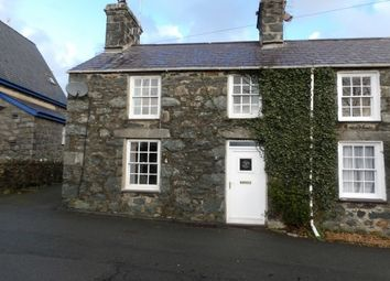 Thumbnail 2 bed property to rent in School Terrace, Abererch, Pwllheli, Gwynedd.