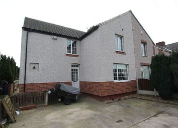 Thumbnail 3 bed semi-detached house for sale in Windmill Balk Lane, Woodlands, Doncaster, South Yorkshire