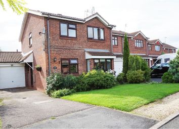 Thumbnail 4 bedroom detached house for sale in Furnace Close, Wombourne, Wolverhampton