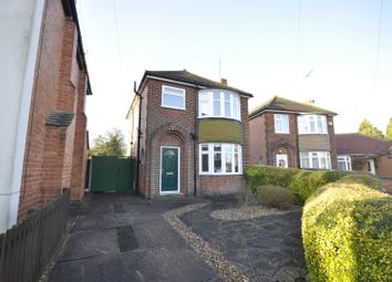 Thumbnail 3 bed detached house to rent in Woodthorne Avenue, Shelton Lock, Derby