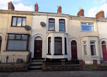 Thumbnail 2 bedroom terraced house to rent in Wesley Street, Lisburn