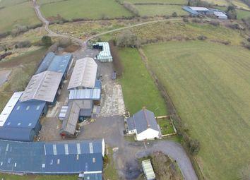 Thumbnail Farm for sale in Llangolman, Clynderwen