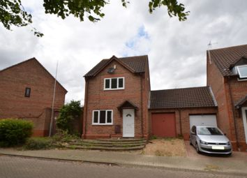 Thumbnail 3 bed link-detached house for sale in 19 Lynmouth Crescent, Furzton, Milton Keynes, Buckinghamshire