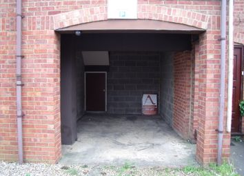 Thumbnail Parking/garage to rent in Winstanley Road, Wellingborough