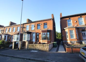 Thumbnail 5 bed end terrace house for sale in Derbyshire Lane, Stretford, Manchester