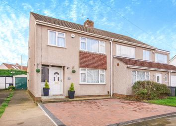 Thumbnail 3 bed semi-detached house for sale in Francis Place, Longwell Green, Bristol
