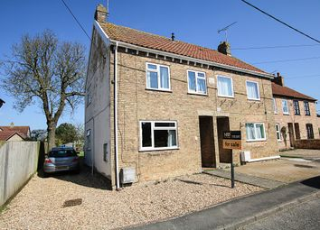 Thumbnail 4 bed semi-detached house for sale in Beck Road, Isleham