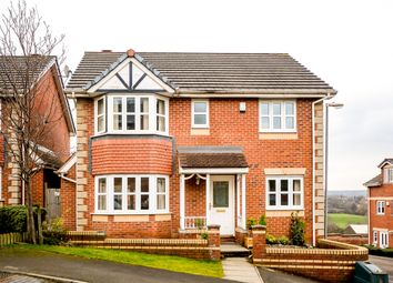 Thumbnail 4 bedroom detached house for sale in Crows Nest Drive, Beeston, Leeds
