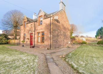 Thumbnail 4 bed detached house for sale in Kinnaber Road, Hillside, Montrose