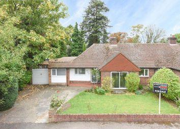 Thumbnail 3 bed semi-detached bungalow for sale in Groombridge Close, Burwood Park, Hersham, Walton-On-Thames