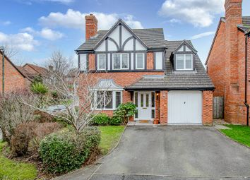 Sheraton Road, Oakalls, Bromsgrove B60. 4 bed detached house for sale