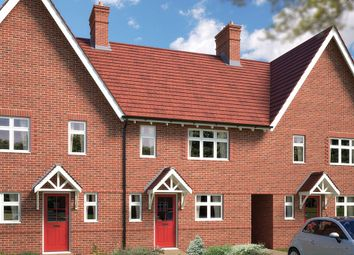 "Thumbnail 3 bed terraced house for sale in ""The Blunsdon"" at Blunsdon, Swindon"