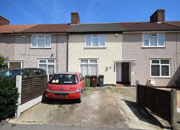 Thumbnail 2 bedroom terraced house for sale in David Road, Dagenham, Essex