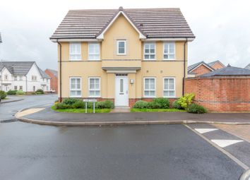 Thumbnail 3 bed detached house for sale in Lloyd Close, Worcester, Worcestershire