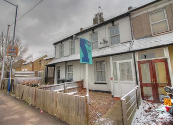 Thumbnail 2 bed terraced house for sale in Whitehill Road, Gravesend