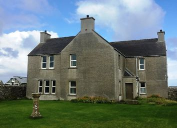 Thumbnail 5 bed detached house for sale in Lady Village, Sanday, Orkney